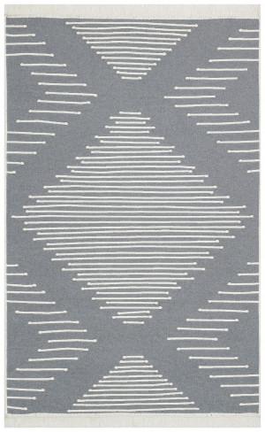 Kilimas Ekohali Arya AR15 pilka 80x150 cm