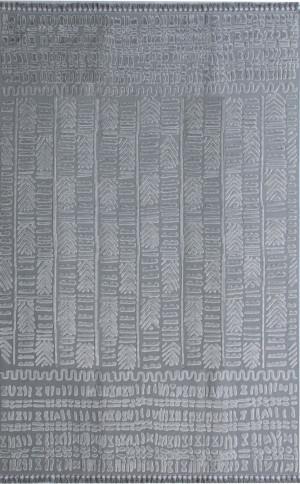 Kilimas Ekohali Cenova CNV01 pilka sidabrinė 170x240 cm