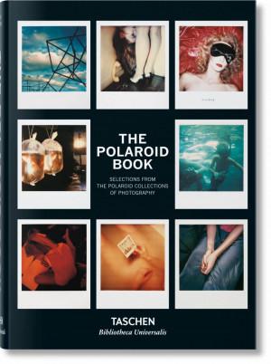 "Barbara Hitchcock / ""The Polaroid Book"" /  / knyga / leidykla ""Taschen"""
