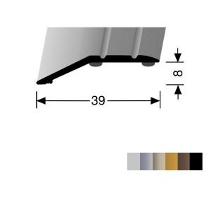Profilis aliuminis, kraštų užbaigimui BEST 244 SK (prisiklijuojantis), 3 m