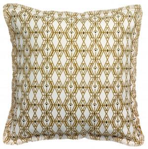 Dekoratyvinė pagalvė Tess Bronze 45x45 cm Vivaraise