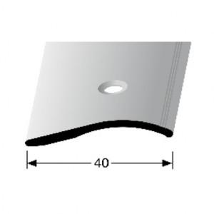 Profilis aliuminis, kraštų užbaigimui BEST 248 (pragręžtas su varžtais), 1 m