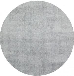 Kilimas Ekohali Comfort 1006 pilkas apvalus 130 cm