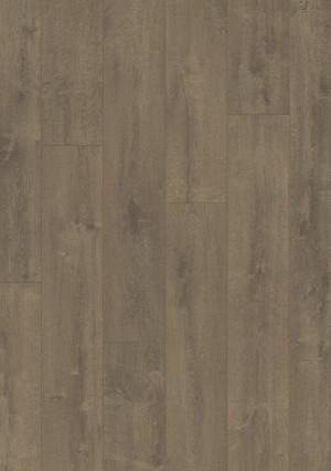 Vinilinės grindys Quick-Step, Velvet Ąžuolas rudas, BACP40160, 1251x187x4,5 mm, 33 klasė, su užraktu, Balance kolekcija
