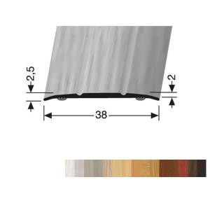 Profilis aliuminis, dangų sujungimui BEST 438 H/SK (prisiklijuojantis), 2,7 m