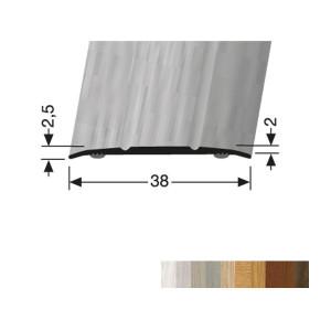 Profilis aliuminis, dangų sujungimui BEST 438 H/SK (prisiklijuojantis), 1 m