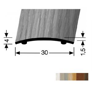 Profilis aliuminis, dangu sujungimui BEST 459 H/SK (prisiklijuojantis), 2,7 m