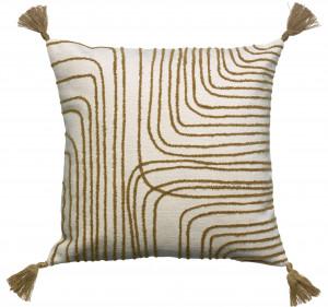 Dekoratyvinė pagalvė Gianni Bronze 45x45 cm Vivaraise