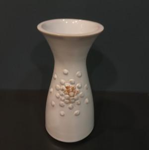Vaza talija su burbuliukais maža balta