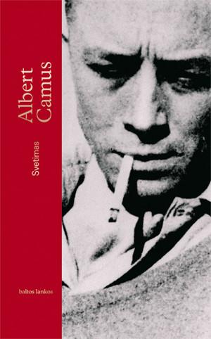 "Albert Camus /""Svetimas"" / 2018 / knyga / leidykla ""Baltos lankos"""