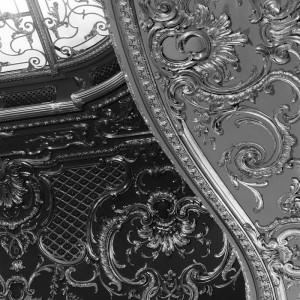 """Arūnas Baltėnas / iš ciklo """"Sankt Peterburgas"""" / 2004-2005 / Skaitmeninė spauda ant aliuminio / 59,7x59,7"""