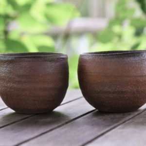 Keramika / Beatričė Kelerienė / Keraminis arbatos puodelis be rankenėlės IV / 2017