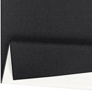 Kilimas Narma Bello juodas / 80x400 cm