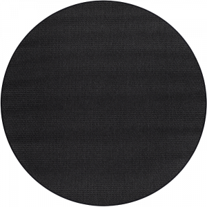 Kilimas Narma Bello juodas / apvalus 160 cm