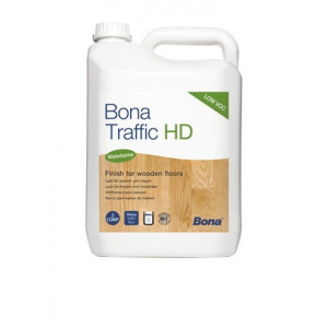 Lakas grindims Bona TRAFFIC HD IP (matinis) 4.95 l