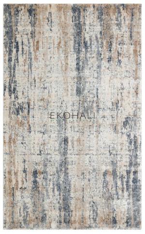 Kilimas Ekohali Como CM10 beige silver NW 80x150 cm