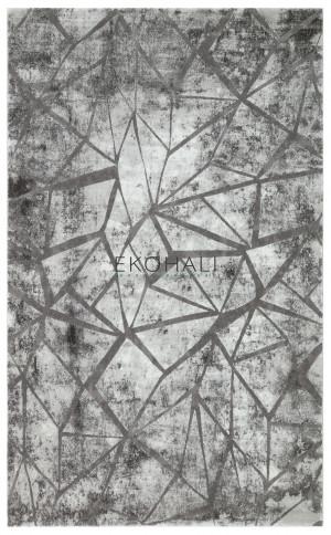 Kilimas Ekohali Como CM16 antracite 120x170 cm