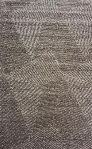 Kilimas Ekohali Capella CPL02 antracit vizon 135x200 cm