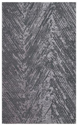 Kilimas Ekohali Capella CPL04 antracit sidabrinė 135x200 cm