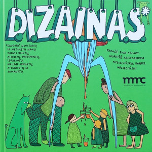 """Ewa Solarz / """"D.I.Z.A.I.N.A.S."""" / 2010 / knyga /"""