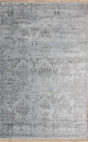 Kilimas Ekohali Venice KCS104 marine pilka 120x180 cm