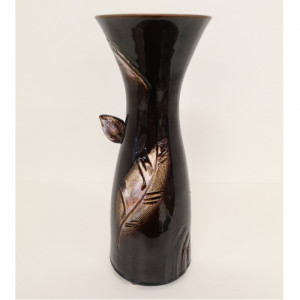 Vaza talija siaura ruda