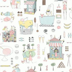 Tapetai 6243 Scandinavian designers Mini. Borastapeter_2