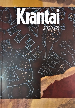 """Žurnalas """"Krantai"""", 2020 Nr. 2"""