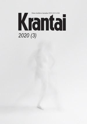 """Žurnalas """"Krantai"""", 2020 Nr. 3"""