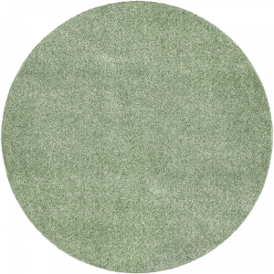 Kilimas Narma Noble žalias / apvalus 200 cm