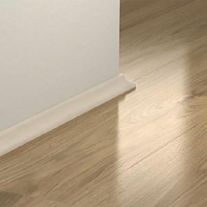 MDF grindjuostė PGSCOTPAINT, Dažoma, 17x17mm 2,4m, Pergo