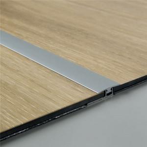 Sujungimo profilis vinilui Rigid PGVREXPSILV, 8x30 mm, 2 m, Pergo