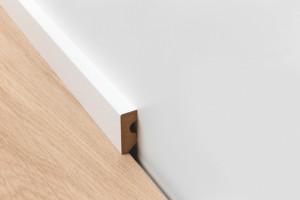 Dažoma grindjuostė QSPSKR4PAINT, 14x40mm 2,4m, Quick-Step