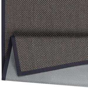 Kilimas Narma Dragon anthracite 8044 sizalis / 80x300 cm
