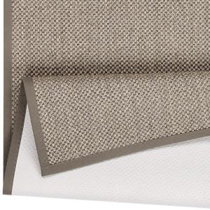 Kilimas Narma Dragon linen 8047 sizalis / 80x350 cm