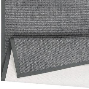 Kilimas Narma Livos grey 1046 sizalis / 100x160 cm