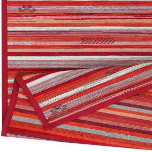 Kilimas Narma Liiva raudonas 860 / 80x250 cm