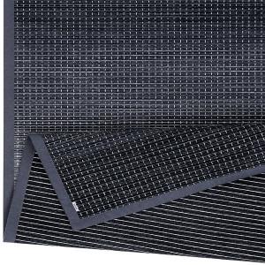 Kilimas Narma Moka carbon 450 / 100x160 cm