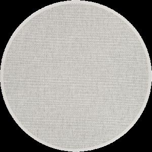 Kilimas Narma Savanna balta / apvalus 160 cm
