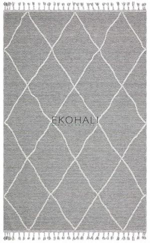 Kilimas Ekohali Soho SH02 pilka 200x290 cm