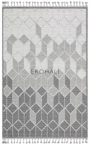 Kilimas Ekohali Soho SH03 pilka 130x190 cm
