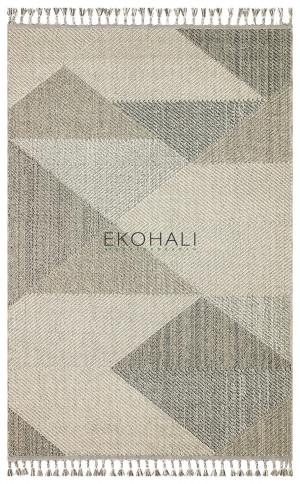 Kilimas Ekohali Soho SH08 pilka multi 130x190 cm