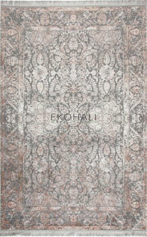 Kilimas Ekohali Sateen ST02 pink XW 160x230 cm