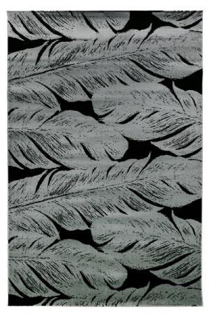 Kilimas Vallila Sulka black 160x230 cm