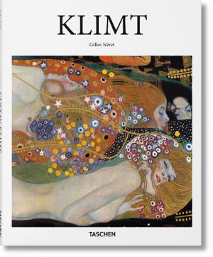 """Gilles Néret / """"Klimt"""" /  / knyga / leidykla """"Taschen"""""""