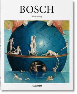 "Walter Bosing / ""Bosch"" / / knyga / leidykla ""Taschen"""