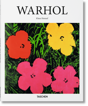 "Klaus Honnef / ""Warhol"" /  / knyga / leidykla ""Taschen"""