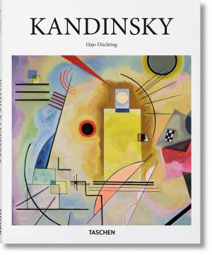 """Hajo Düchting / """"Kandinsky"""" /  / knyga / leidykla """"Taschen"""""""