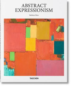 "Barbara Hess / ""Abstract Expressionism"" /  / knyga / leidykla ""Taschen"""