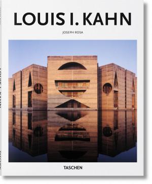 """Joseph Rosa / """"Louis I. Kahn"""" /  / knyga / leidykla """"Taschen"""""""